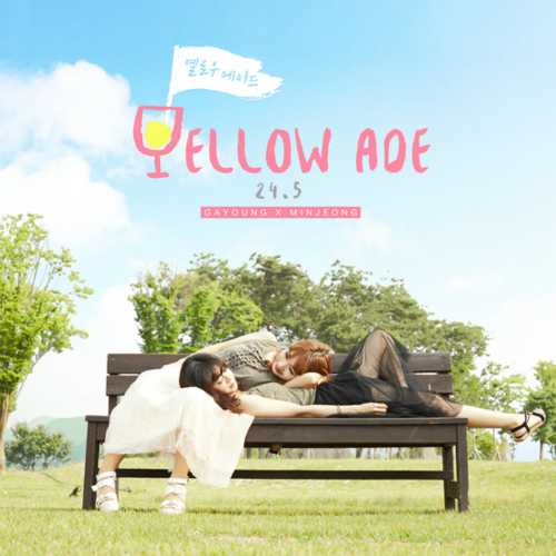 [Single] 24.5 – Yellow Ade