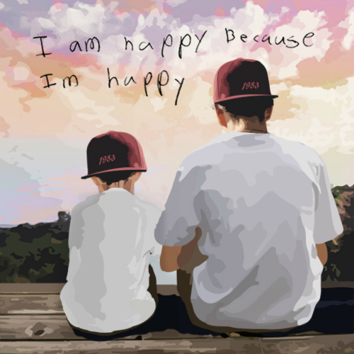 [Single] Evo – I Am Happy Because I`m Happy