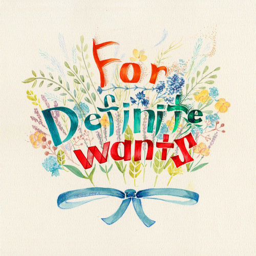 Mellow Sleep – For Definite Wants – EP