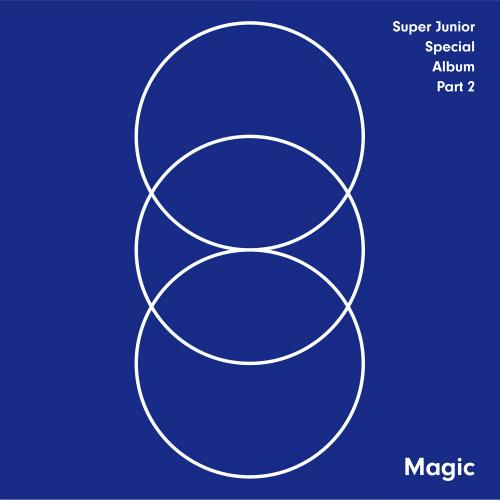 SUPER JUNIOR – MAGIC – SUPER JUNIOR SPECIAL ALBUM PART.2 (FLAC + ITUNES PLUS AAC M4A)