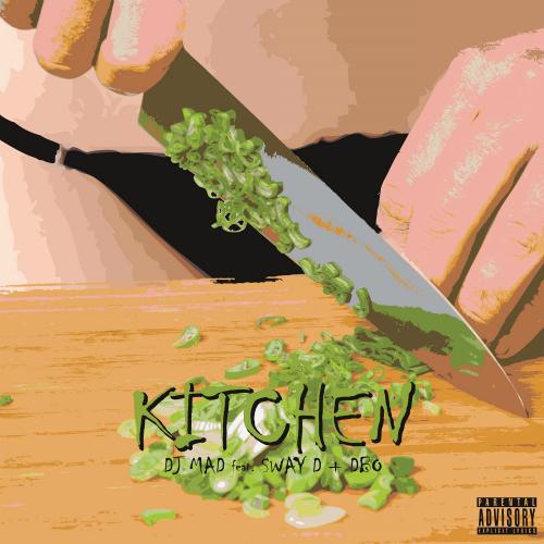 [Single] DJ MAD – KITCHEN