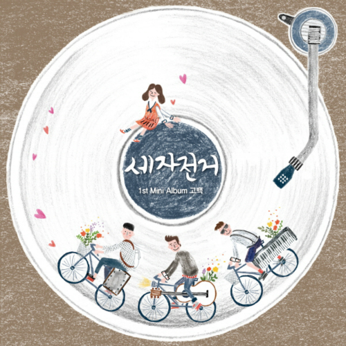 3bicycle – Propose – EP