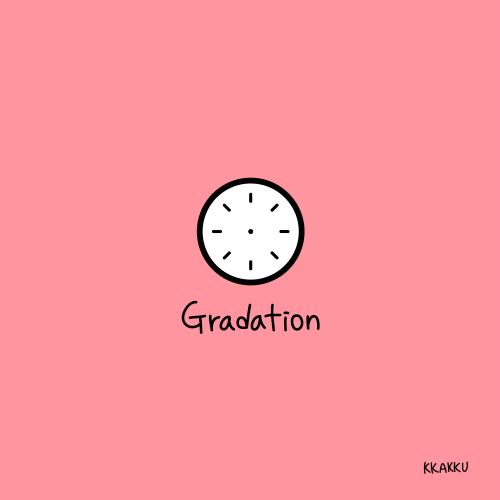 [EP] Kkakku – Gradation
