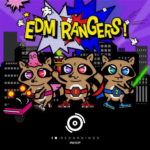 Various Artists – EDM RANGERS