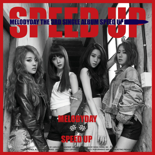MELODYDAY – SPEED UP – Single
