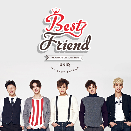 [Single] UNIQ – Best Friend
