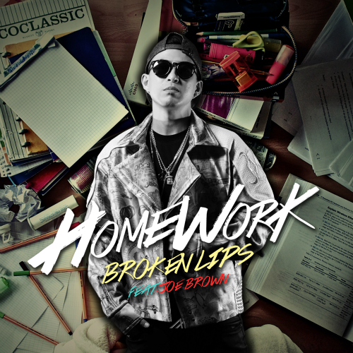 [Single] Broken Lips – HOMEWORK