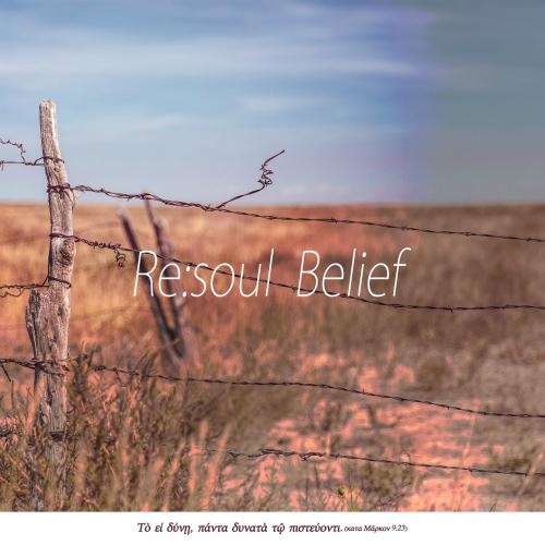 [Single] Re:soul – Belief