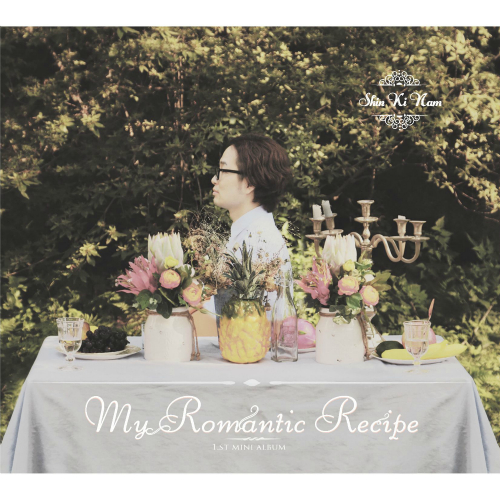SHIN KINAM – My Romantic Recipe – EP