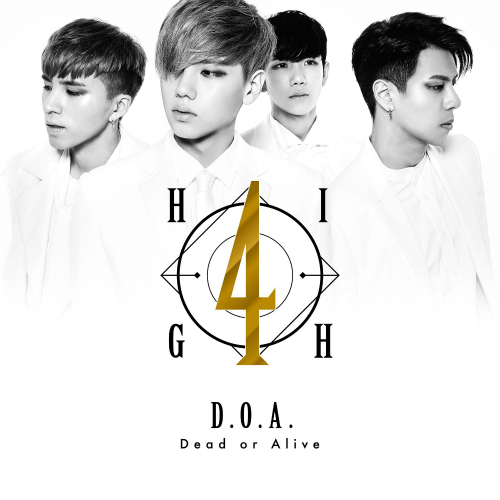 [Single] HIGH4 – D.O.A.