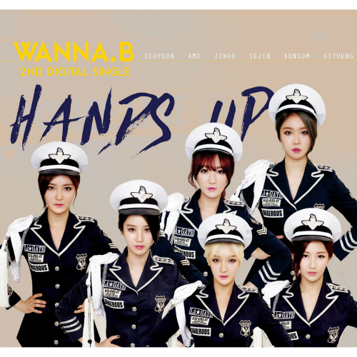 [Single] WANNA.B – WANNA.B 2nd Digital Single Album `Hands Up`