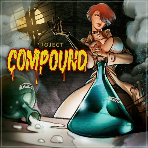 JJK – PROJECT COMPOUND – EP (FLAC)