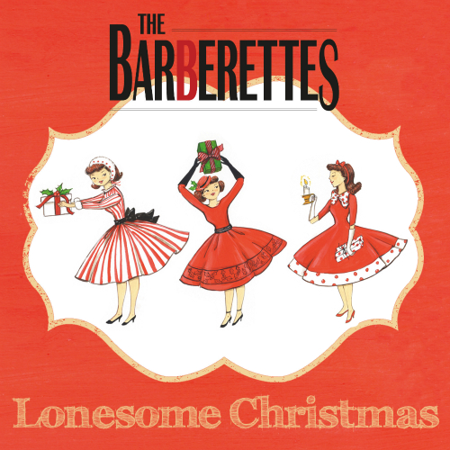 [Single] The Barberettes – Lonesome Christmas