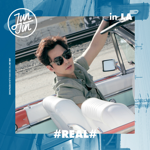 Jun Jin – #REAL# IN LA – EP