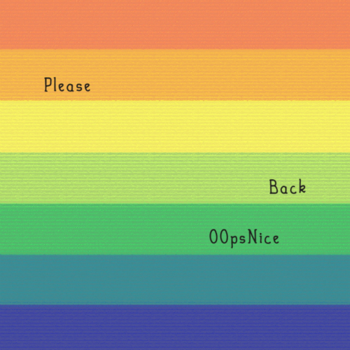 [Single] OopsNice – Please Back