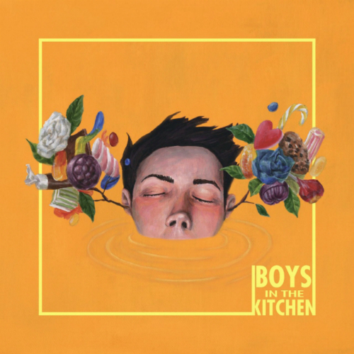 Boys In The Kitchen – Puberty – EP