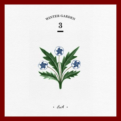 [Single] BoA – Christmas Paradise – WINTER GARDEN (ITUNES PLUS AAC M4A)