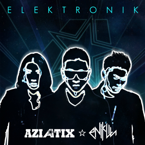 [Single] AZIATIX – ELEKTRONIK (Remix By Enik Lin)