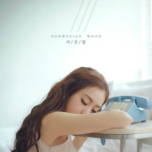 [Single] Norwegian Wood – 거짓말