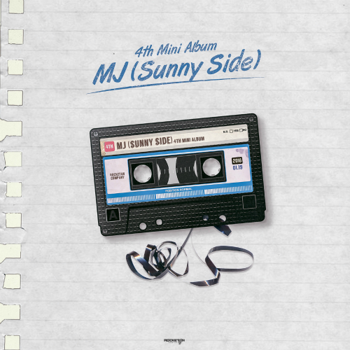 [EP] MJ (Sunny Side) – 잠들기 전에