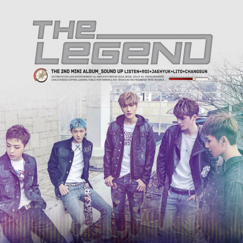 [EP] THE LEGEND – Sound Up!