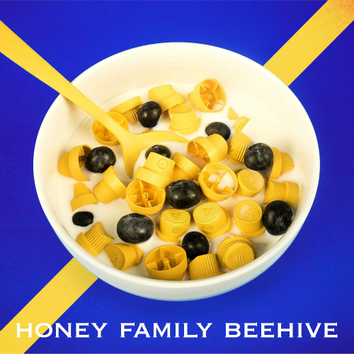 [Single] Jura (Honey Family), Deepflow, Nucksal, Fana, No. 11 – Honey Family BeeHive Project Vol.2
