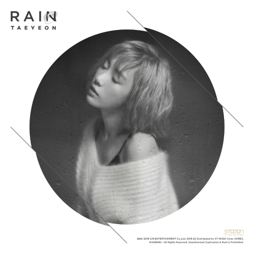 TAEYEON – TAEYEON `Rain` – Single (FLAC + ITUNES PLUS AAC M4A)