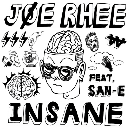 [Single] Joe Rhee – Insane