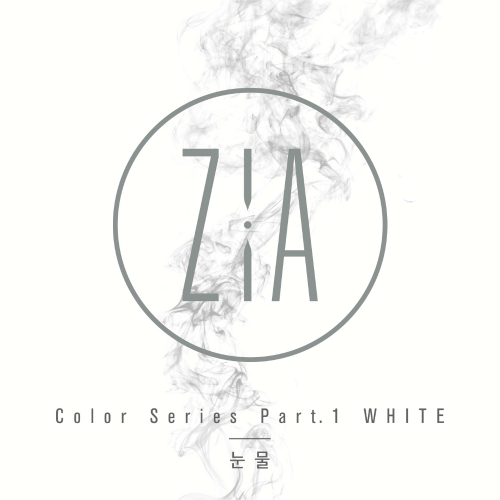 [Single] ZIA – WHITE (FLAC)