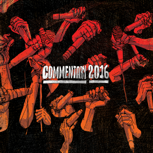 Various Artists – Commentary 2016