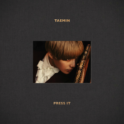 TAEMIN – Press It – The 1st Album (FLAC + ITUNES PLUS AAC M4A)