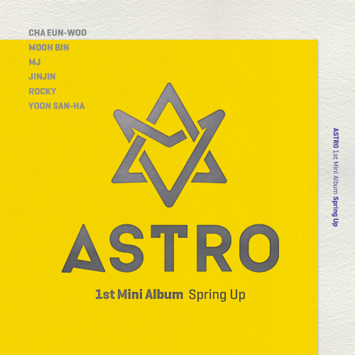 ASTRO – Spring Up – EP (ITUNES MATCH AAC M4A)