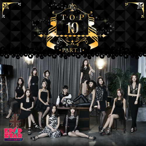 [Single] Various Artists – KPOP Star Season 5 TOP10 Part.1
