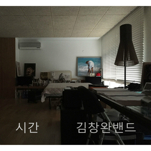 [Single] KIM CHANG-WAN BAND – Time