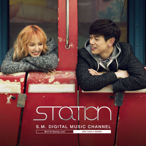 [Single] Eric Nam, Wendy (Red Velvet) – Spring Love (ITUNES PLUS AAC M4A)