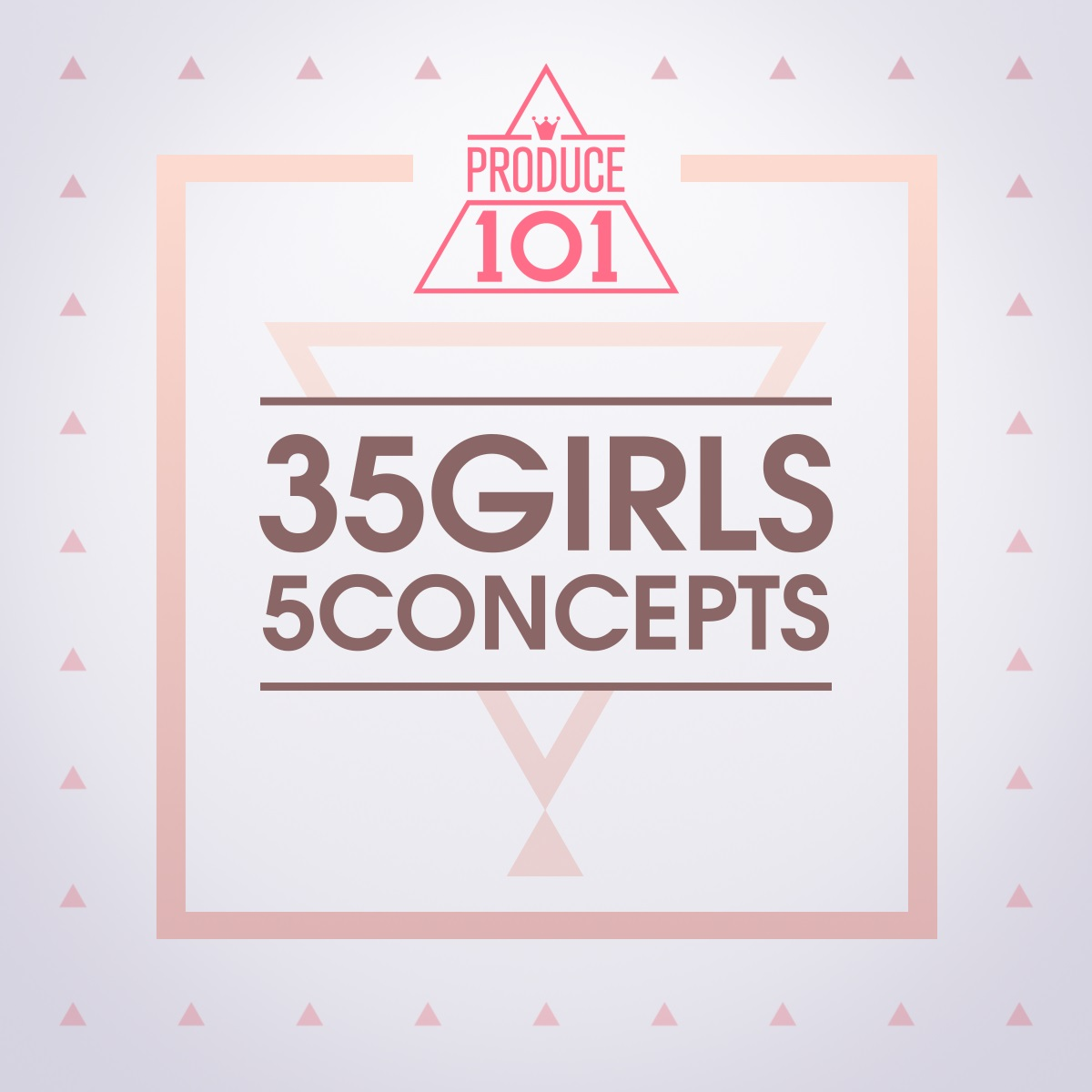 Produce 101 - 35 Girls 5 Concepts - Various Artists K2Ost free mp3 download korean song kpop kdrama ost lyric 320 kbps
