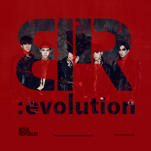 Boys Republic – BR:evolution – EP