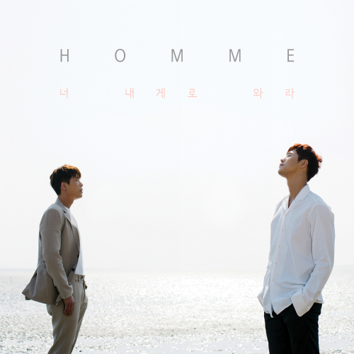 [Single] Homme (Changmin, Lee Hyun) – Just Come To Me