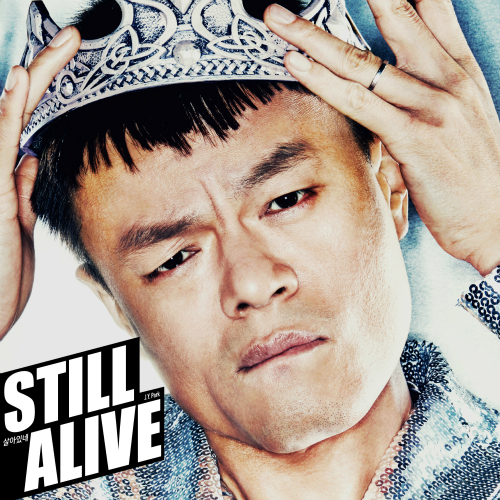 [Single] Park Jin Young – Still Alive