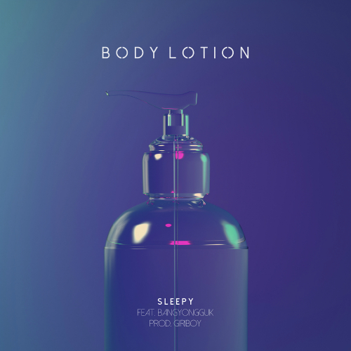[Single] SLEEPY – BODY LOTION
