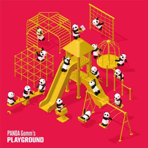 Panda Gomm – Playground