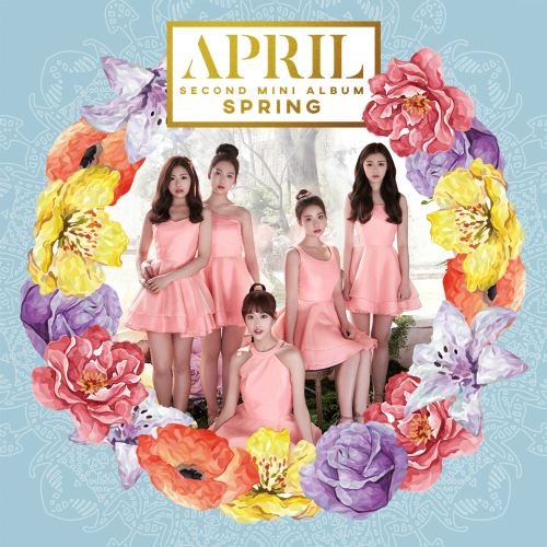 APRIL – 2nd Mini Album `Spring` (ITUNES PLUS AAC M4A)