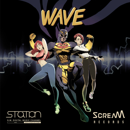 [Single] R3hab, Amber, Luna, Xavi & Gi – Wave (ITUNES PLUS AAC M4A)