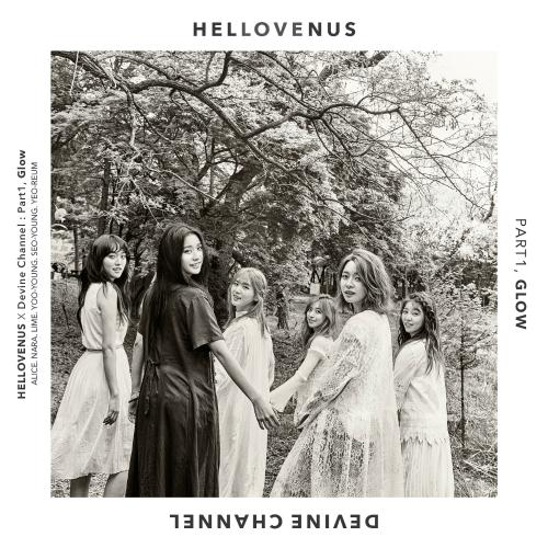[Single] HELLOVENUS – HELLOVENUS X DEVINE CHANNEL Part.1 : Glow (ITUNES PLUS AAC M4A)
