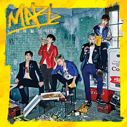 [Single] MAP6 – Swagger Time (ITUNES PLUS AAC M4A)
