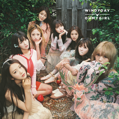 OH MY GIRL – WINDY DAY – EP (Repackage) (FLAC + ITUNES PLUS AAC M4A)