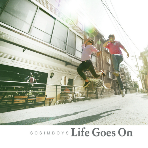 SOSIMBOYS – Life Goes On – EP