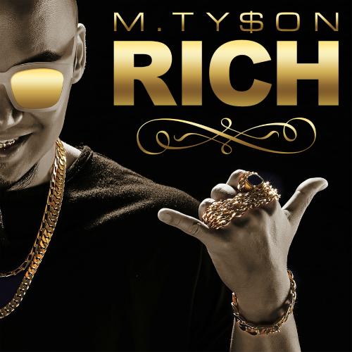 [Single] M.TySON – Rich