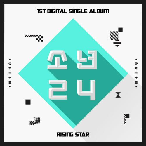 [Single] BOYS24 – Rising Star