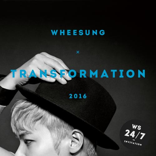 WHEESUNG – Transformation – EP